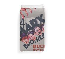Duck Soup Duvet Cover