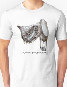 Grrrrrrrrrrr... putt putt putt - with text T-Shirt