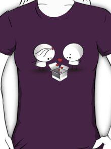 The valentine gift T-Shirt