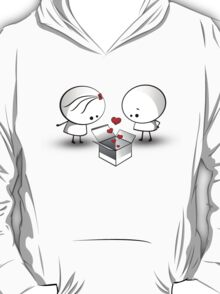 The valentine gift T-Shirt