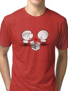 The valentine gift Tri-blend T-Shirt