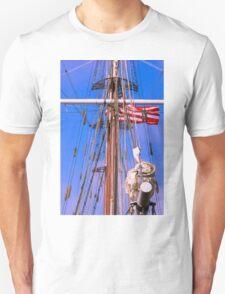 Mystic's Masts Unisex T-Shirt