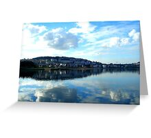Symmetry - La Coruna  Greeting Card