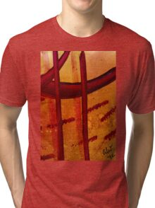 The Crosses Tri-blend T-Shirt