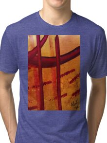 The Crosses Tri-blend T-Shirt