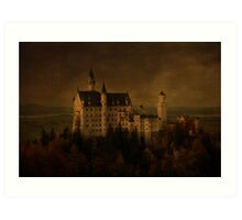 Fairy Tale View Art Print