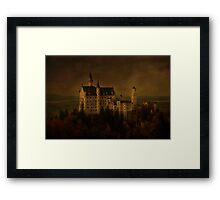 Fairy Tale View Framed Print