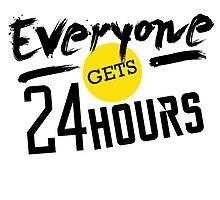 Everyone Gets 24 Hours by XWTEddieB