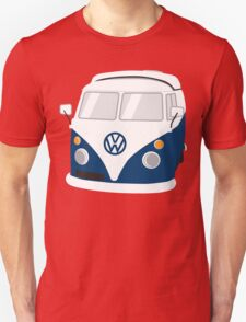 Cartoon VW Camper T-Shirt