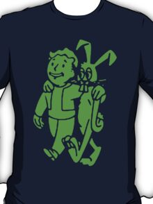 Fallout Animal Friend Perk T-Shirt