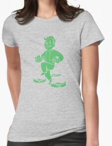 Fallout - Light Step Perk Womens Fitted T-Shirt