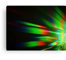 Spectrum - enhanced Canvas Print