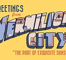 Greetings from Vermilion City by merimeaux