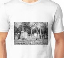 Deep Within Evergreen Cemetery Unisex T-Shirt