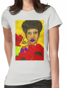 Stung By Love - WIP Womens Fitted T-Shirt