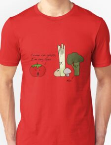 Tomatoes Don't Fit In T-Shirt