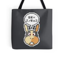 """Peppy Says """"How To Do A Barrel Roll"""" Tote Bag"""