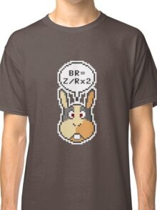 """Peppy Says """"How To Do A Barrel Roll"""" Classic T-Shirt"""