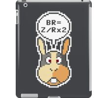 """Peppy Says """"How To Do A Barrel Roll"""" iPad Case/Skin"""