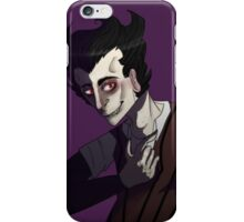 The Gentleman Scientist  iPhone Case/Skin