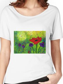 In Morning's Glow Women's Relaxed Fit T-Shirt