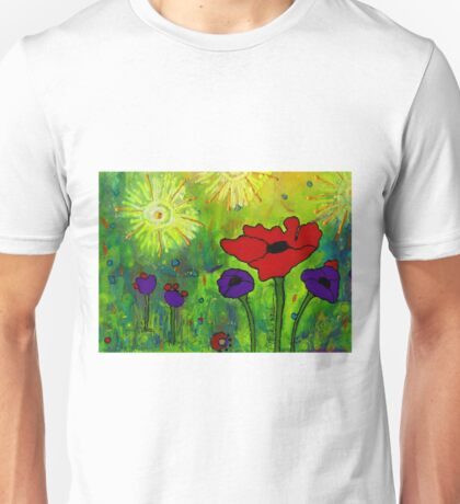 In Morning's Glow Unisex T-Shirt