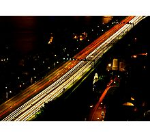 Sydney Rush Hour - Sydney Harbour Bridge Photographic Print