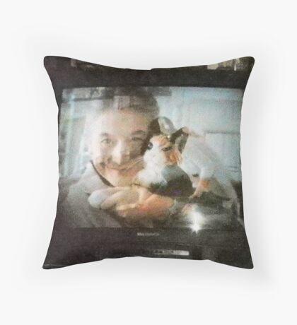 subliminal ? Throw Pillow