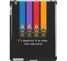 The Legend of TMNT - Brothers iPad Case/Skin