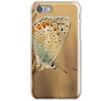 Common Blue iPhone Case/Skin