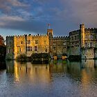 Leeds Castle by Sarah  Dawson