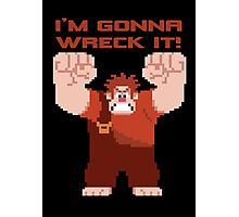 Wreck-it Ralph Photographic Print