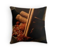 Spices 3 Throw Pillow