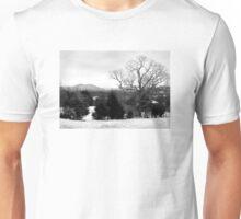 Snow on the Farm Unisex T-Shirt