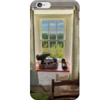 Life Of The Cobbler iPhone Case/Skin