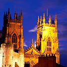 York Minster - #1 by Trevor Kersley