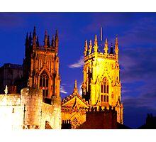 York Minster - #1 Photographic Print