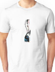 The Rabbit that Lurks Unisex T-Shirt