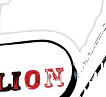 pavillion Sticker