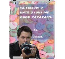 [Papa]Paparazzi iPad Case/Skin