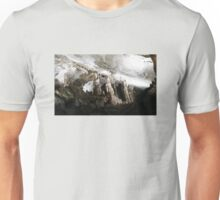 Cave in muted color Unisex T-Shirt