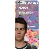 You Have Stile(s)! iPhone Case/Skin