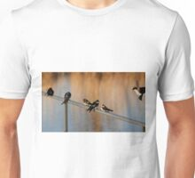 Who called this meeting? Unisex T-Shirt