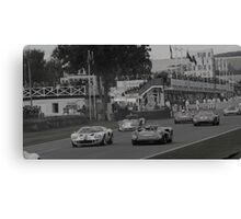 Revival Races Canvas Print