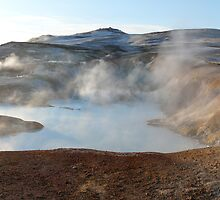 Hot spring by pljvv