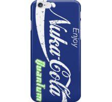 Nuka Cola Quantum!! iPhone Case/Skin