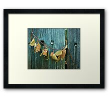Four Sisters Framed Print