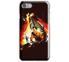 Exterior : Nakatomi Plaza iPhone Case/Skin