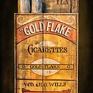 Gold Flake by Adrian Evans