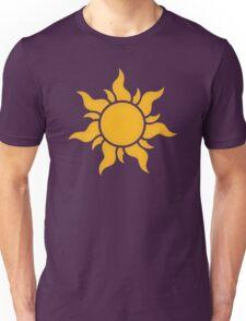 Tangled Kingdom Sun Unisex T-Shirt